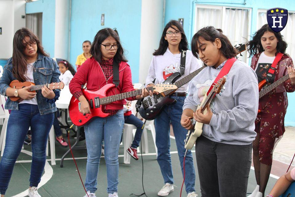 Nuestros alumnos de Secundaria participan en las actividades del Programa Nacional de Convivencia Escolar