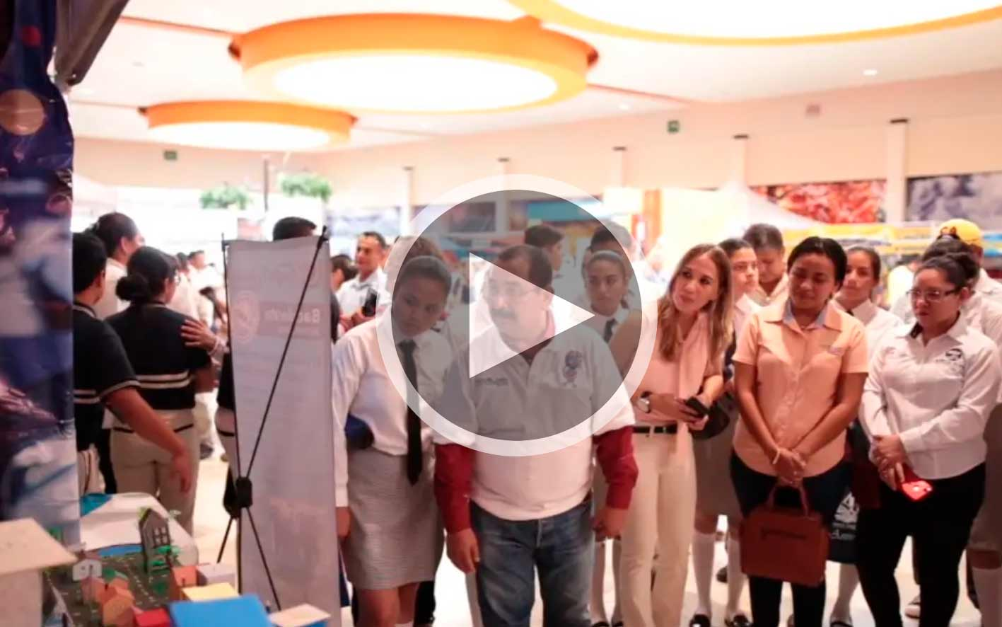 IV Feria de tecnología