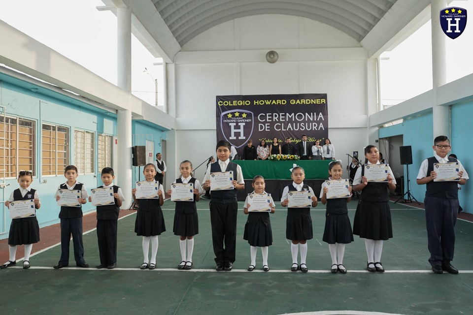 Clausura ciclo escolar 2018-2019