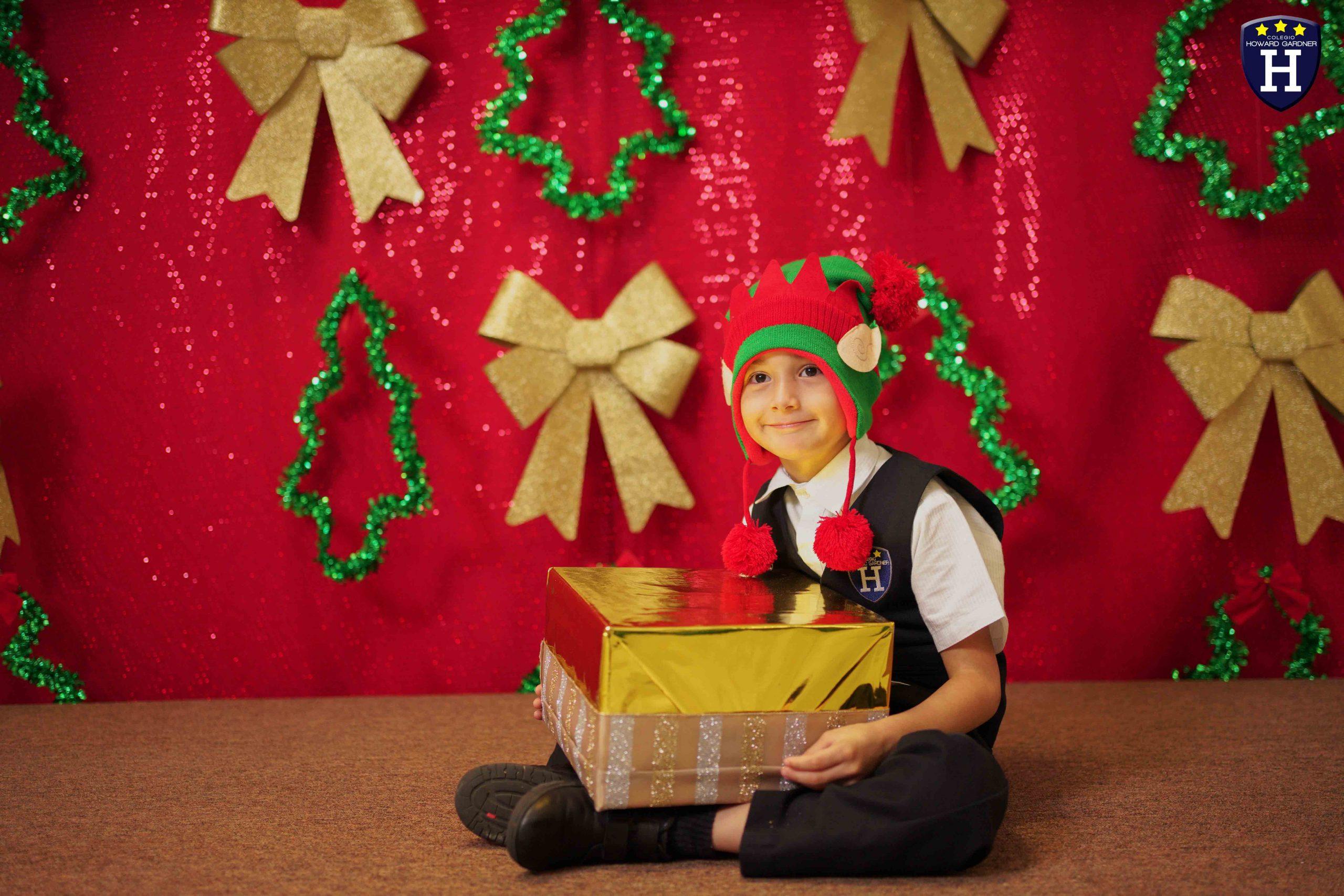 Conoce nuestro mágico set de navidad